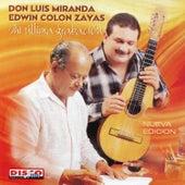 Mi Ultima Grabación by Luis Miranda