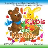Kürbis und Karotte by Various Artists