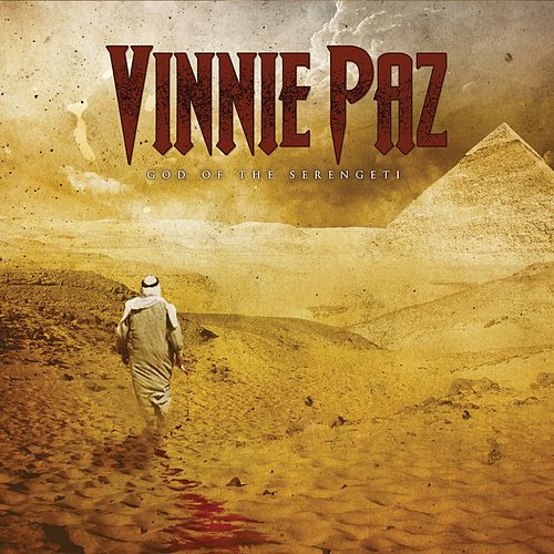 God of the Serengeti by Vinnie Paz