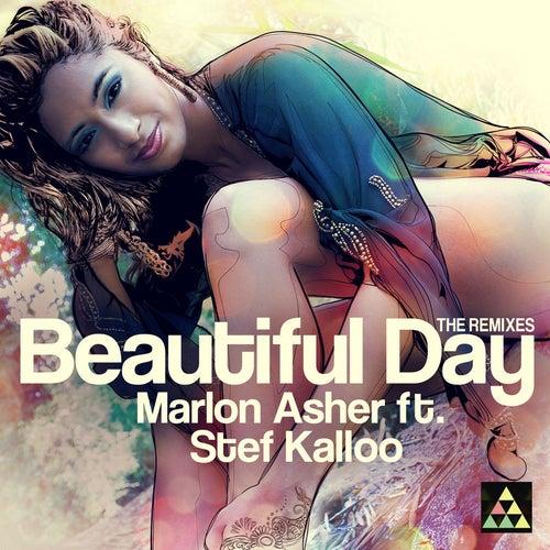 Beautiful Day Remixes by Marlon Asher