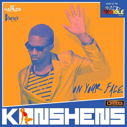 On Your Face - Single by Konshens