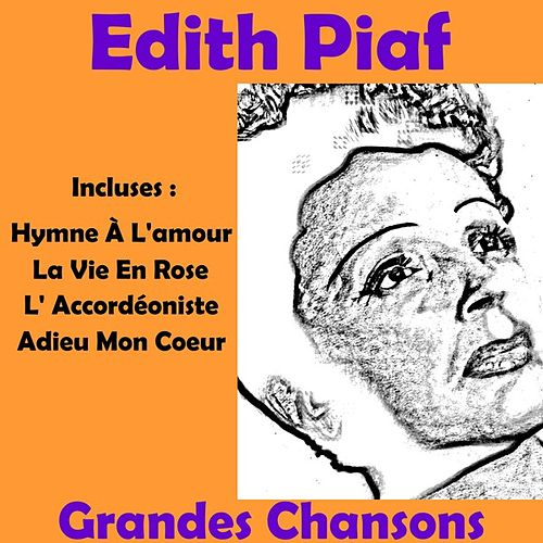 Greatest Hits by Edith Piaf