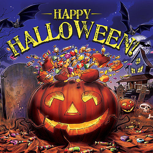 Happy Halloween! by Various Artists