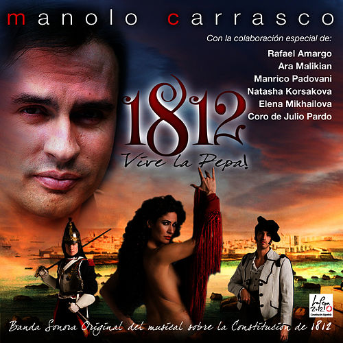 Vive la Pepa 1812 by Manolo Carrasco