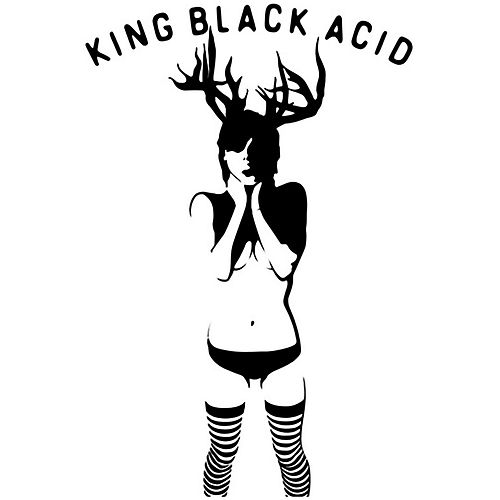 Let's Burn Those Stars - Single by King Black Acid