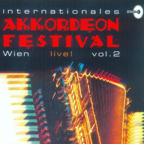 Internationales Akkordeon Festival Wien Live! Vol.2 by Various Artists