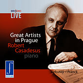 Great Artists in Prague by Robert Casadesus