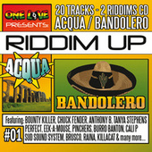 Riddimup#1: Acqua/Bandolero by Various Artists