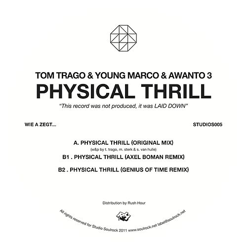 Physical Thrill by Tom Trago