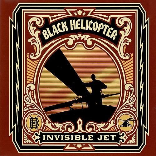 Invisible Jet von Black Helicopter
