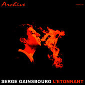 L'etonnant by Serge Gainsbourg