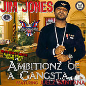 Ambitionz of a Gangsta by Jim Jones