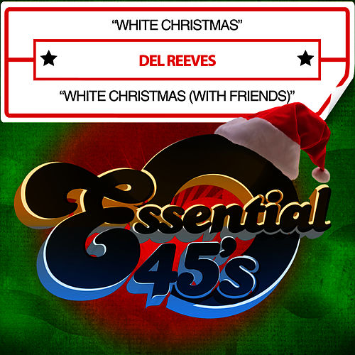 White Christmas (Digital 45) by Del Reeves