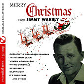 Merry Christmas From Jimmy Wakely (Digitally Remastered) by Jimmy Wakely
