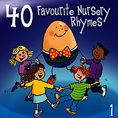 40 Favourite Nursery Rhymes & Songs - Volume 1 by The Jamborees