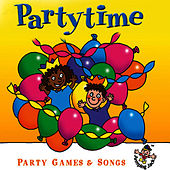 Partytime… Party Games & Songs by The Jamborees