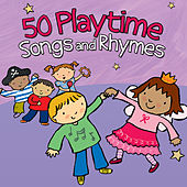 50 Playtime Songs & Rhymes by The Jamborees