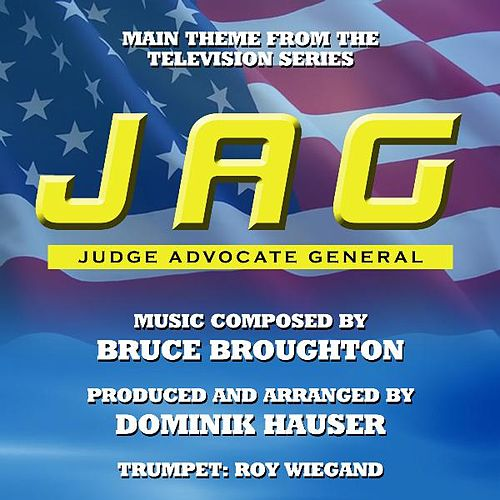 Main Theme from 'Jag' By Bruce Broughton by Dominik Hauser
