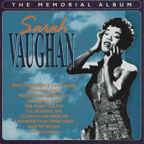 The Memorial Album by Sarah Vaughan
