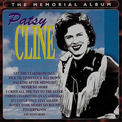 The Memorial Album by Patsy Cline