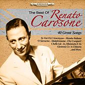 The Best of Renato Carosone 40 Great Songs by Renato Carosone