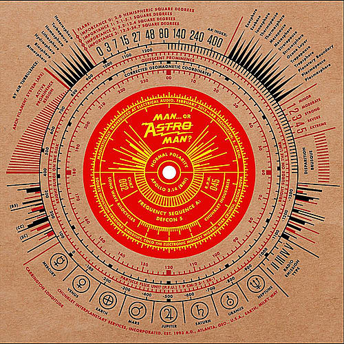 Analog Series (Vol. 1) by Man or Astro-Man?