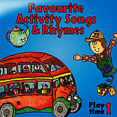 Favourite Activity Songs & Rhymes - Play Time 1 by The Jamborees