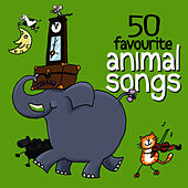 50 Favourite Animal Songs by The Jamborees