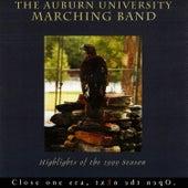 The Auburn University Marching Band 1999 Season by Auburn University Marching Band
