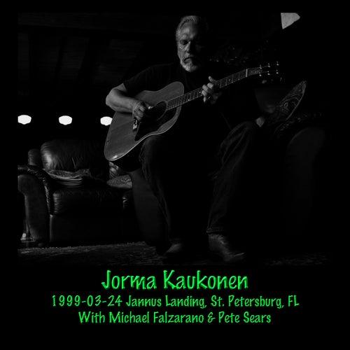 1999-03-24 Jannus Landing, St. Petersburg, FL (Live) by Jorma Kaukonen