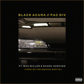 Black Acura - Single by Pac Div