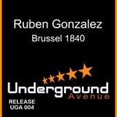 Brussel 1840 by Ruben Gonzalez