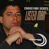 Listen Man by Christian Scott