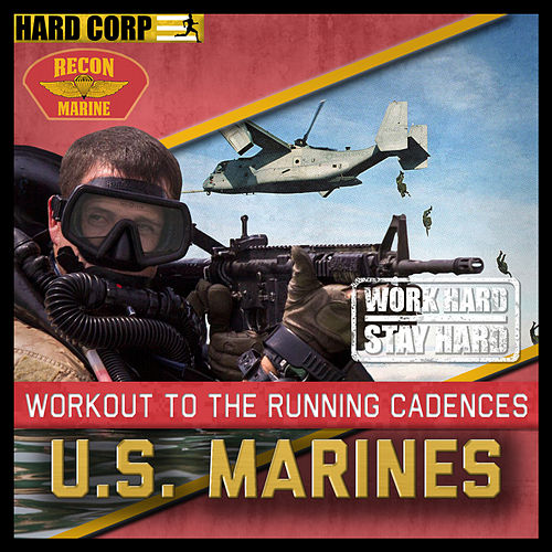 Run To Cadence With The Recon Marines by Run To Cadence