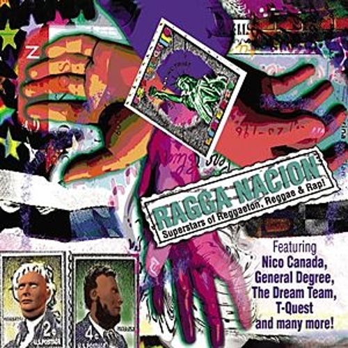Ragga Nacion by Various Artists