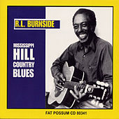Mississippi Hill Country Blues by R.L. Burnside
