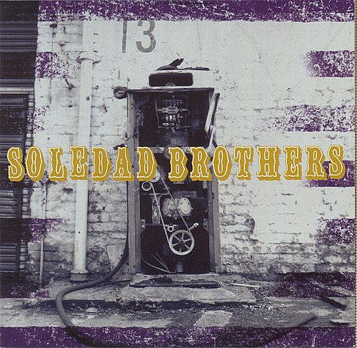 Voice Of Treason by The Soledad Brothers