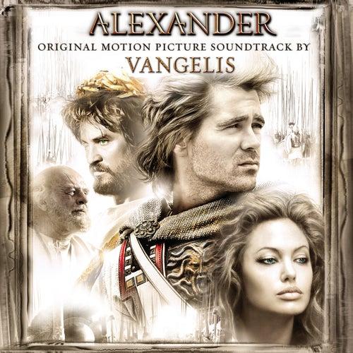 Eternal Alexander From Alexander by Vangelis