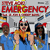 Emergency Remixes by Steve Aoki