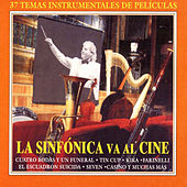 La Sinfónica Va al Cine by Various Artists