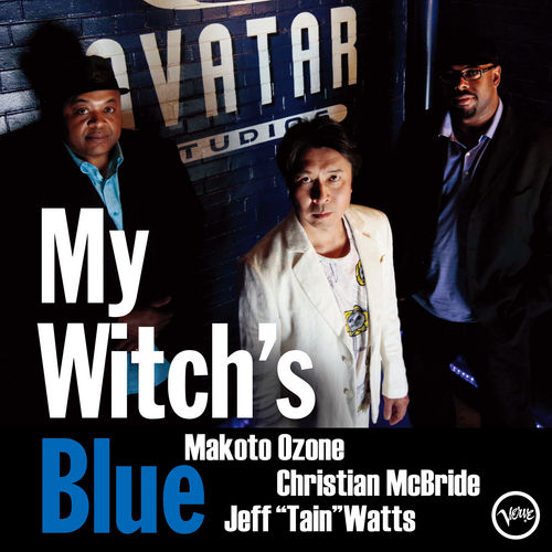 My Witch's Blue by Makoto Ozone