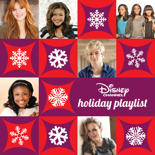 Disney Channel Holiday Playlist by Various Artists
