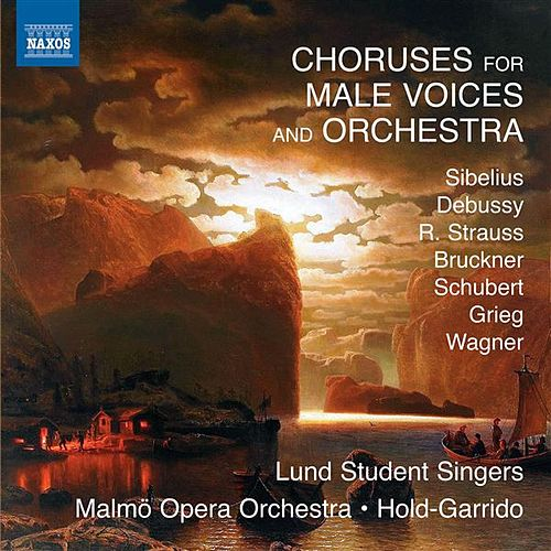 Choruses for Male Voices and Orchestra by Various Artists