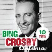 10 Great Christmas Songs by Bing Crosby