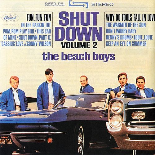 Shut Down Vol. 2 by The Beach Boys