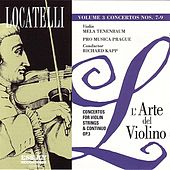 Locatelli: L'Arte del Violino, Op.3 Vol. 3 by Mela Tenenbaum