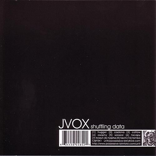 Shuffling Data by JVOX