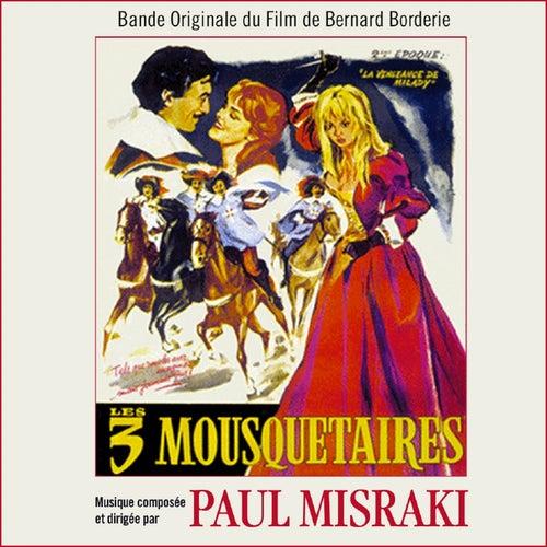 Bande Originale du film Les Trois Mousquetaires: La Vengeance de Milady de Bernard Borderie (1961) by Studio Orchestra