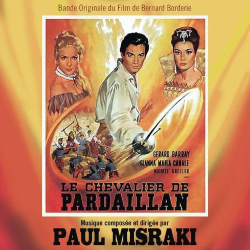Bande Originale du film Le Chevalier de Pardaillan de Bernard Borderie (1962) by Studio Orchestra