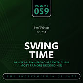 Ben Webster 1953-54 von Ben Webster